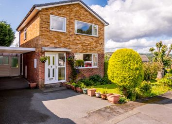 Thumbnail 3 bed detached house for sale in Stone Acre Heights, Meltham, Holmfirth
