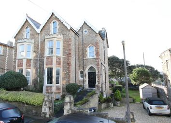 Thumbnail 7 bed semi-detached house for sale in Leagrove Road, Clevedon