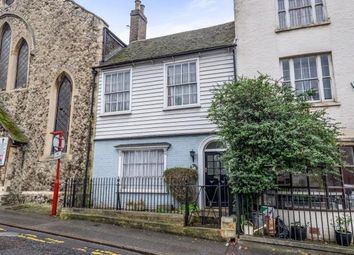 Thumbnail 3 bedroom end terrace house for sale in Star Hill, Rochester, Kent