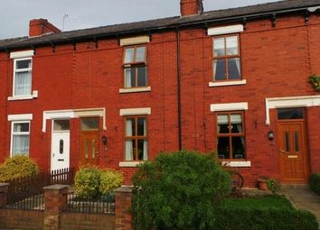 Thumbnail 2 bed terraced house to rent in Liverpool Old Road, Walmer Bridge, Preston