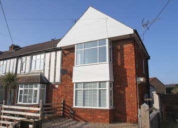 Thumbnail 3 bed terraced house for sale in St. Michaels Avenue, Clevedon
