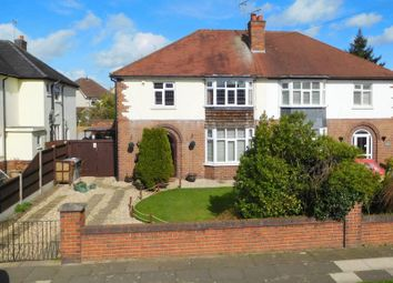 Thumbnail 3 bed semi-detached house for sale in Manor Way, Crewe