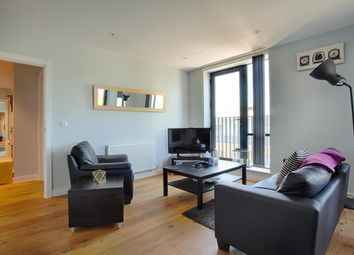 Thumbnail 2 bed penthouse to rent in Hermitage Lane, London