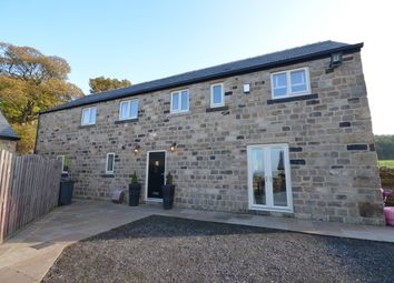 Thumbnail 4 bed barn conversion to rent in Blacker Grange Farm, Barnsley Road, Blacker Hill, Barnsley