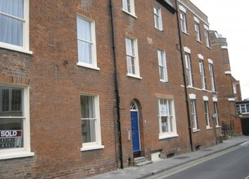 Thumbnail 1 bed flat to rent in Queen Street, Bridgwater
