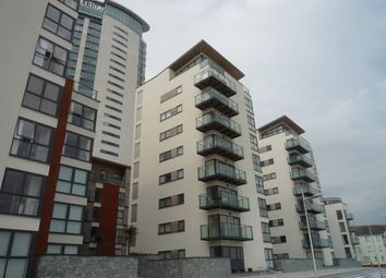 Thumbnail 1 bed flat to rent in Meridian Bay, Trawler Road
