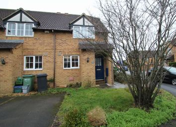 Thumbnail 2 bed end terrace house to rent in Cornfield Close, Bradley Stoke, Bristol