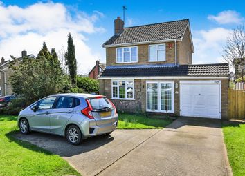 Thumbnail 3 bed detached house for sale in Winchester Road, Grantham