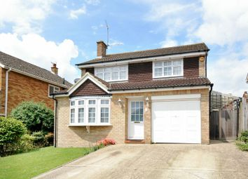 Thumbnail 4 bed detached house for sale in Birchmead Avenue, Pinner, Middlesex
