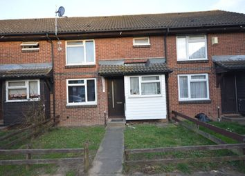 Thumbnail 1 bed terraced house for sale in Salhouse Close, North Thamesmead, London