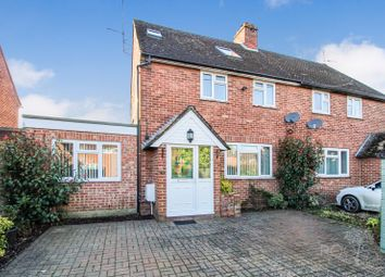 Thumbnail 3 bed semi-detached house for sale in Baily Avenue, Thatcham