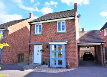 Thumbnail 3 bedroom detached house for sale in Gardiner Road, Marnel Park, Basingstoke
