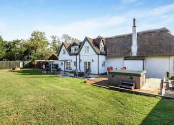 Thumbnail 5 bed cottage for sale in Cross End Lane, Thurleigh, Bedford