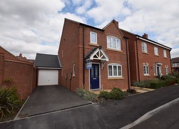 Thumbnail 3 bed detached house to rent in Holloway, Repton, Derby