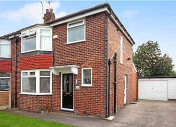Thumbnail 3 bed semi-detached house for sale in Lavington Avenue, Cheadle