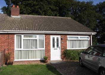 Thumbnail 2 bed bungalow to rent in Oaklands Close, Halvergate, Norwich