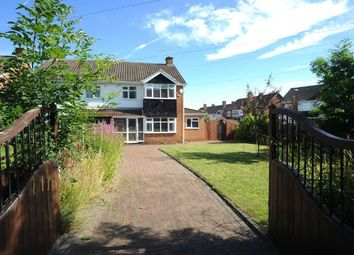 Thumbnail 5 bedroom semi-detached house for sale in Broad Lane, Coventry