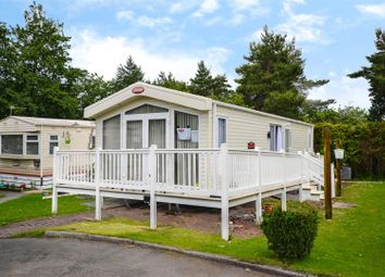 Thumbnail 2 bed mobile/park home for sale in Hilton Court, Hilton Road, Bishopbriggs, Glasgow