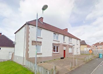 Thumbnail 4 bed flat for sale in 6A And 6C, Hawthorn Drive, Coatbridge ML54Rq