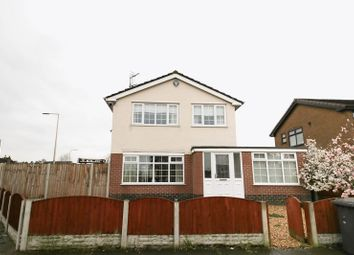 Thumbnail 4 bed detached house for sale in Clap Gate Lane, Goose Green, Wigan
