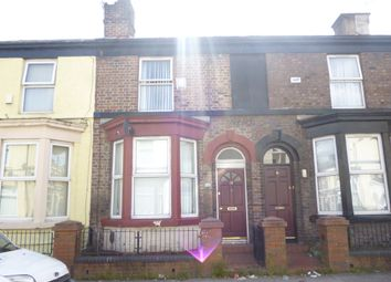 Thumbnail 2 bedroom terraced house to rent in Faraday Street, Liverpool