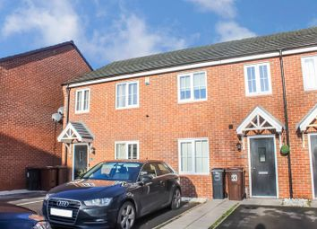 Thumbnail 3 bed terraced house for sale in Pike Drive, Chelmsley Wood