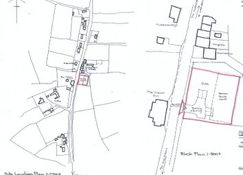 Thumbnail Land for sale in Crowntown, Helston