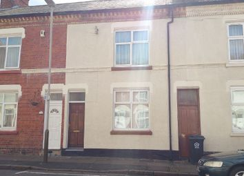 Thumbnail 3 bedroom terraced house for sale in Hazel Street, Leicester