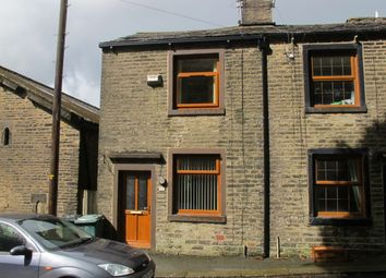 Thumbnail 2 bed end terrace house to rent in Taylor Street, Whitworth, Rochdale