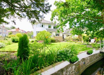 Thumbnail 4 bed detached house for sale in Hatlex Drive, Hest Bank, Lancaster