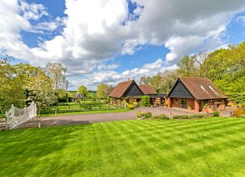 Thumbnail 5 bed detached house for sale in Epping Green, Hertford