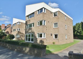 Thumbnail 3 bed flat to rent in Victoria Gardens, Victoria Park Road, Leicester