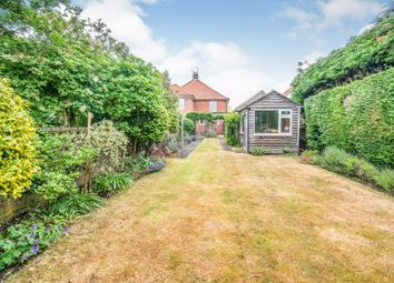 Thumbnail 2 bed semi-detached house for sale in Nursery Drive, Norwich Road, North Walsham