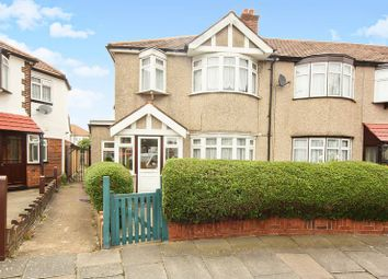 Thumbnail 3 bedroom end terrace house for sale in Greenway Gardens, Greenford