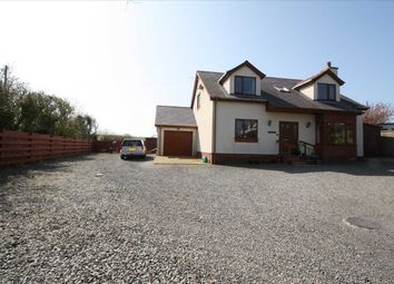 Thumbnail 3 bed detached house for sale in Ger Y Mor, Cemaes Bay, Cemaes Bay
