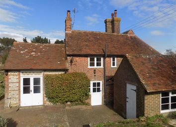 Thumbnail 3 bed cottage to rent in The Street, Selmeston, Polegate