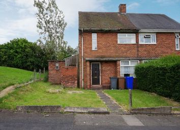 Thumbnail 3 bed semi-detached house for sale in Linda Road, Tunstall, Stoke-On-Trent