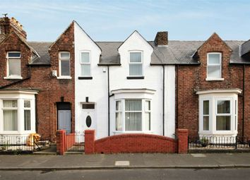 Thumbnail 4 bed terraced house for sale in Shakespeare Terrace, Sunderland, Tyne And Wear