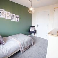 Thumbnail 10 bed shared accommodation to rent in Colliery Road, Swadlincote