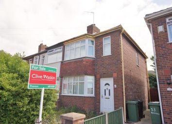 Thumbnail 2 bed semi-detached house for sale in Townsend Street, Birkenhead, Merseyside