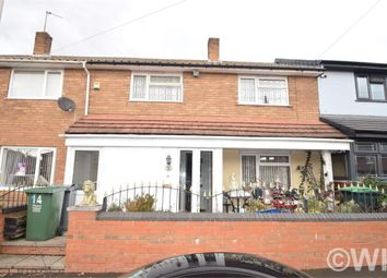 Thumbnail 3 bedroom terraced house for sale in Borwick Avenue, West Bromwich, West Midlands