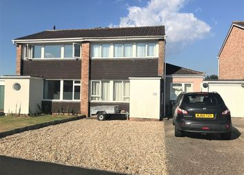 Thumbnail 3 bed semi-detached house for sale in Millers Way, Honiton