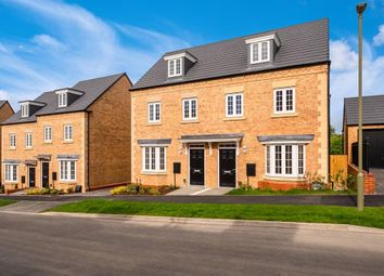 "Thumbnail 3 bed semi-detached house for sale in ""Kennett"" at Popes Piece, Burford Road, Witney"