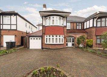 Wynchgate, London N21. 4 bed semi-detached house