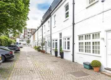 Thumbnail 2 bed mews house for sale in Wavel Mews, South Hampstead, London