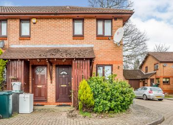 Thumbnail End terrace house for sale in St. Martins Close, Watford