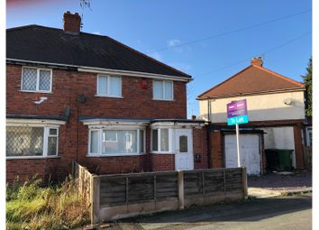 Thumbnail 3 bed semi-detached house to rent in Hawksford Crescent, Wolverhampton
