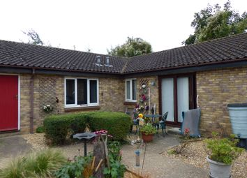 Thumbnail 2 bed terraced bungalow for sale in Kimbolton Court, Peterborough