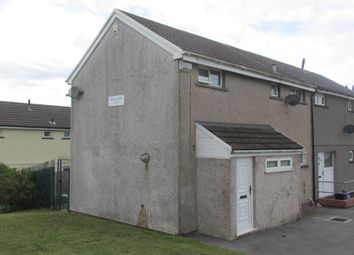 Thumbnail 3 bedroom end terrace house for sale in Arbutus Close, Merthyr Tydfil