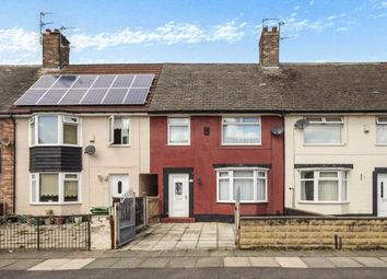 Thumbnail 3 bed terraced house for sale in Greyhound Farm Road, Liverpool, Merseyside